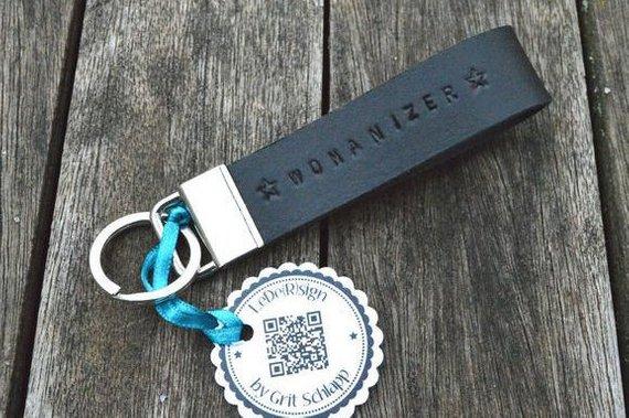 Schlüsselband Personalisiert